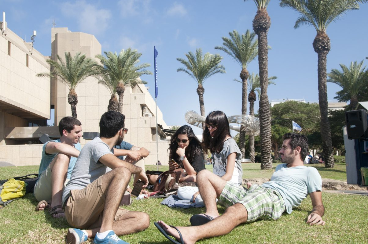 TAU students campus tel aviv design mig prize